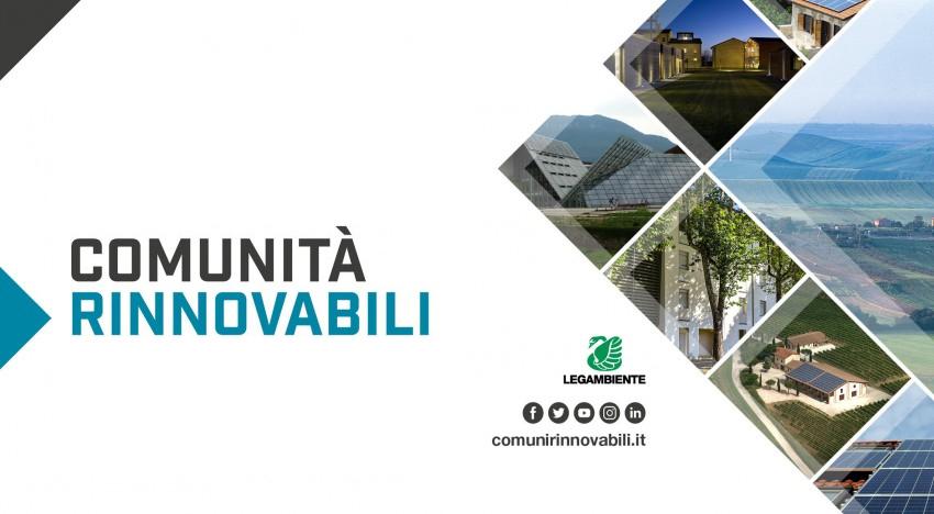 Comunità rinnovabili. I dati sull'innovazione energetica in Italia e 32 progetti di comunità rinnovabili nel report di Legambiente